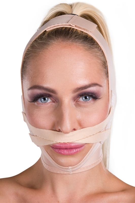 Guaina facciale FM lip lift   - Lipoelastic.it