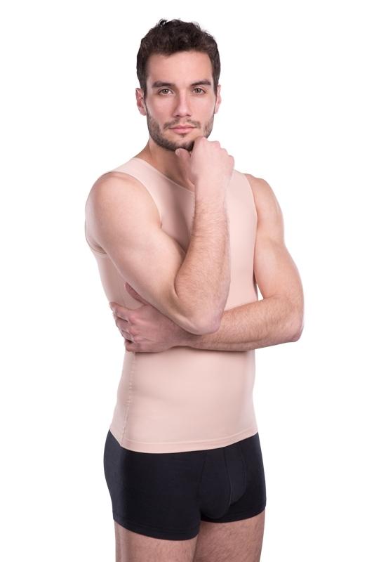 Shapewear contenitivo - Smanicato da uomo Everyday - Lipoelastic.it