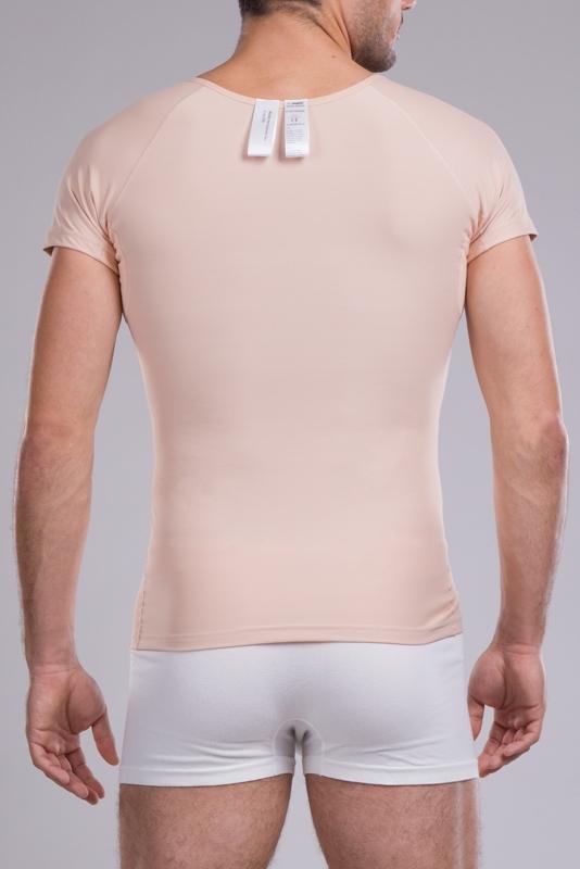 Shapewear contenitivo - maglietta da uomo Everyday - Lipoelastic.it