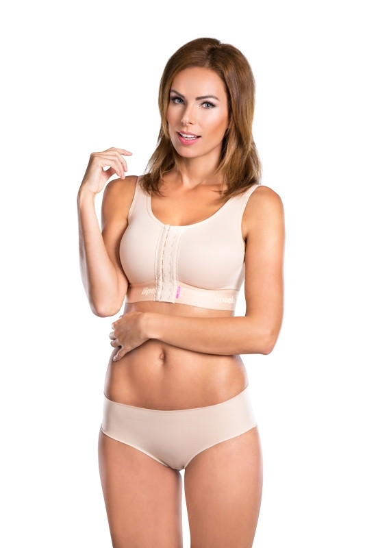 Reggiseno compressivo post-operatorio PI ideal  - Lipoelastic.it