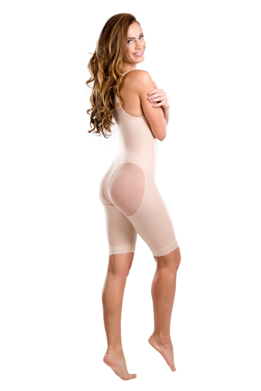 Guaina compressiva post-operatoria VF body BBC Variant - Lipoelastic.it